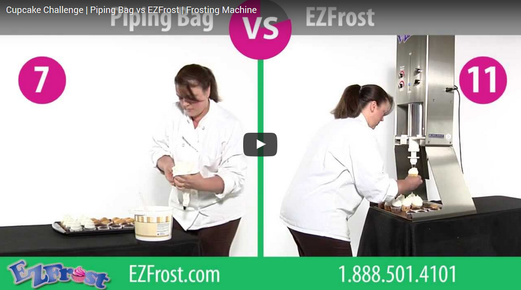 ezfrost vs piping bag